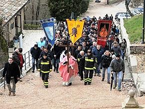 Domenica 4 marzo Festa Canonizzazione di S.Ubaldo